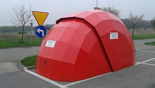 Kapsuły Garażowe Garaże Blaszane Grodzisk Mazowiecki